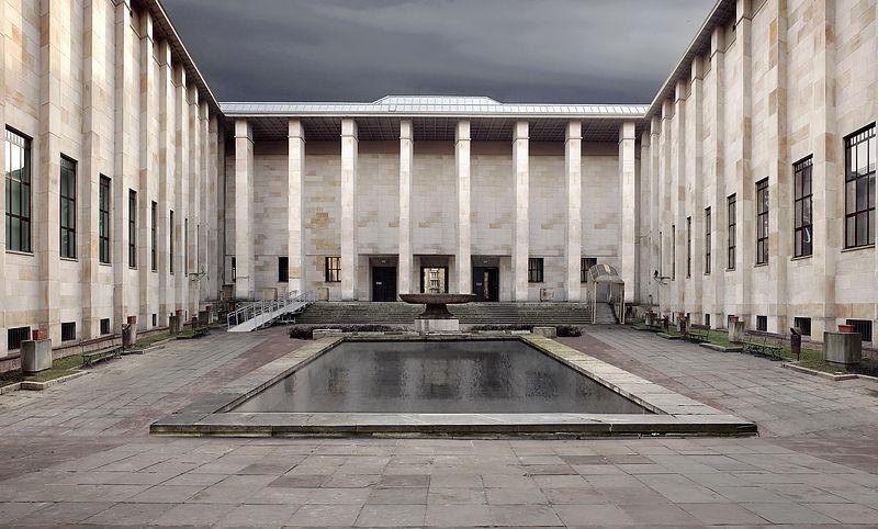 Odwiedź Muzeum Narodowe w Warszawie