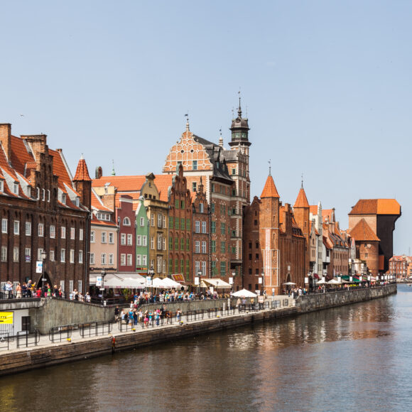 Have you ever been to Gdansk?